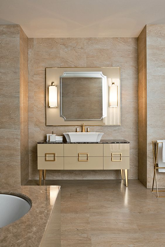 Modernism Your Traditional Home With The Collection of Italian Marble