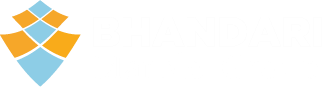 Bhandari Marble World Logo