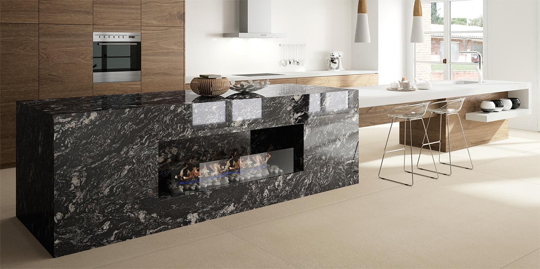Exclusive Series of Exotic Black Granite