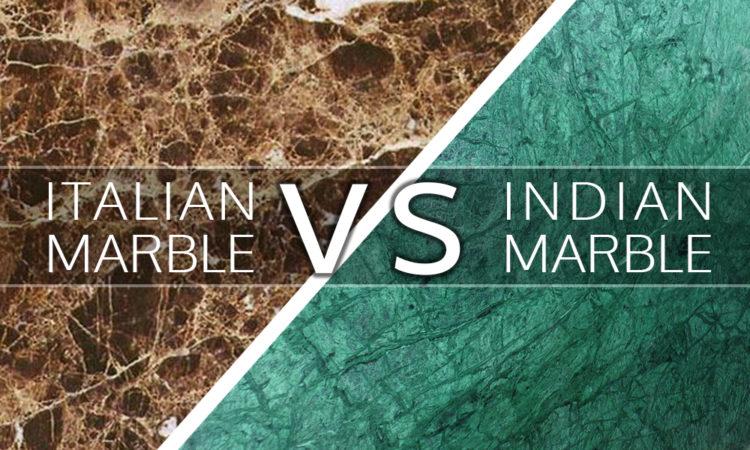 indian & italian marble
