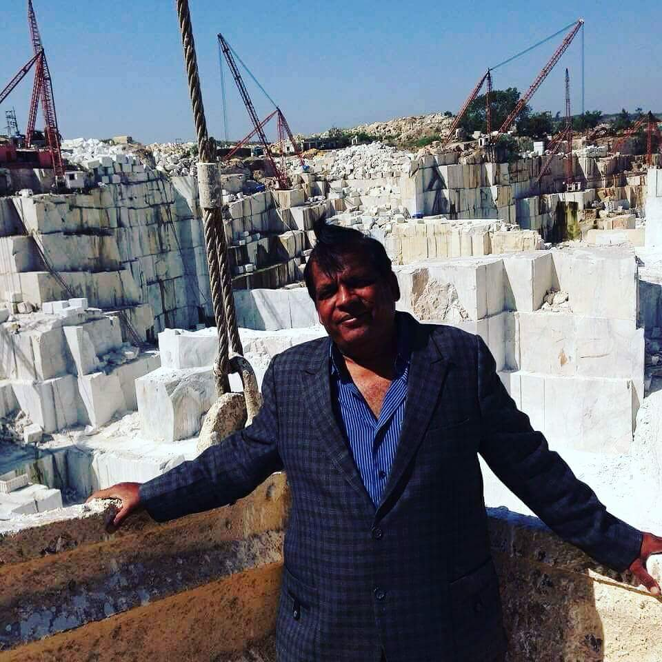 Chairman Speaks | Bhandari Marble Group | Best Marble Company