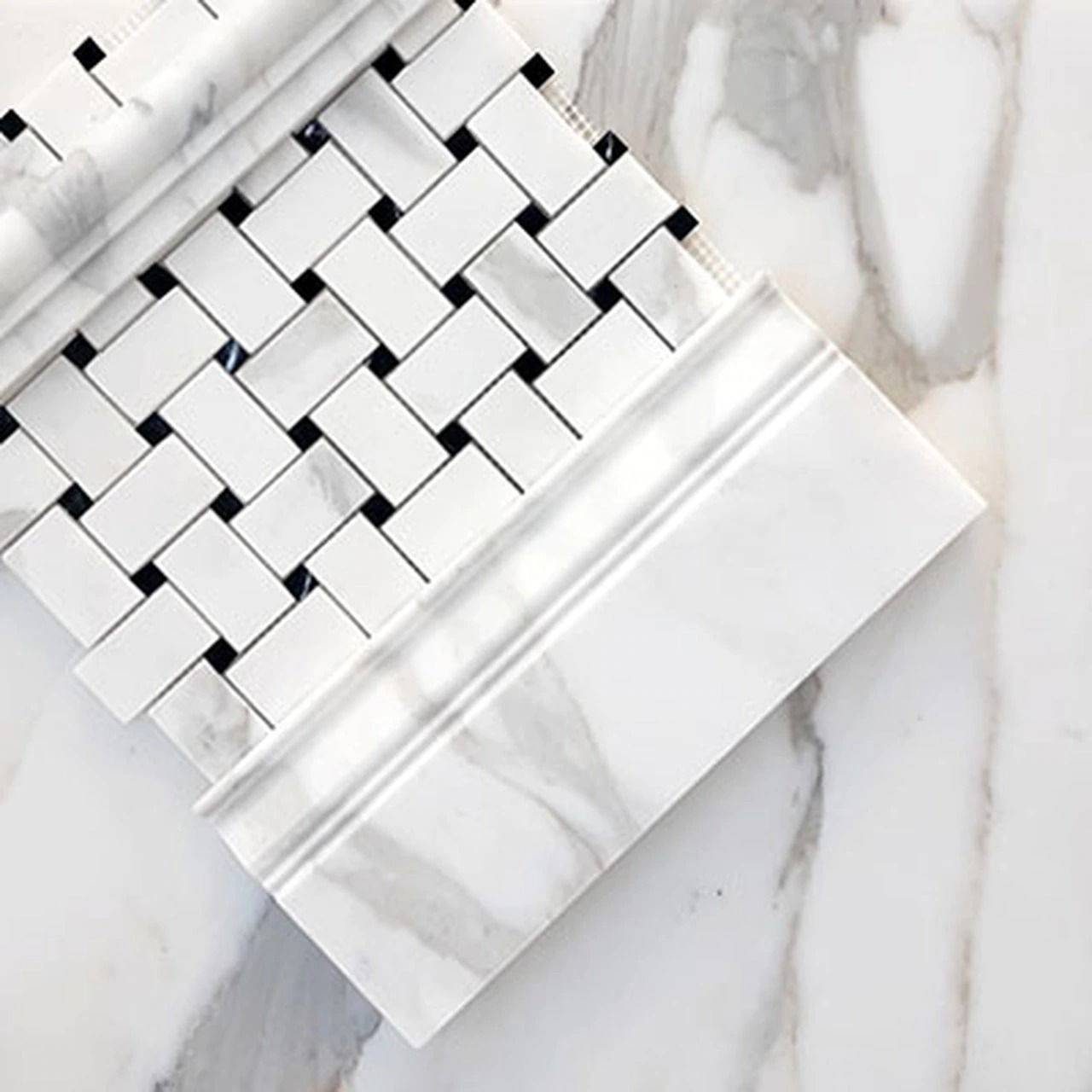 Spotless, Smooth, Glossy Finish, pure White marble trend in 2020