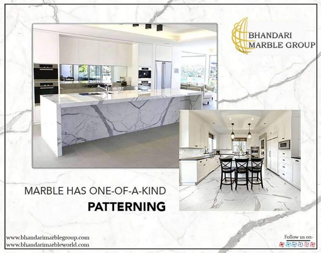 White Statuario Marble in Kishangarh | Bhandari Marble Group