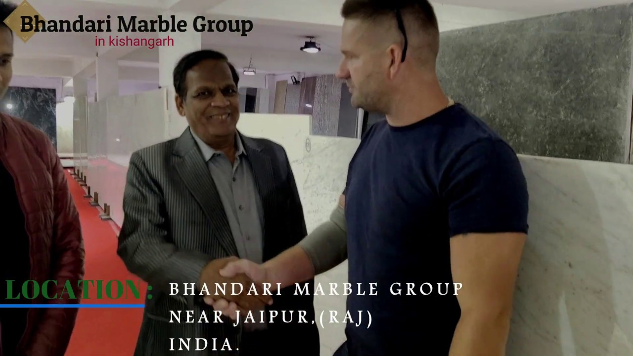 Our team of US, UK, and Indian Architects, Interior Designers, and Engineers visit Marble, Granite, and Natural Stone company in India