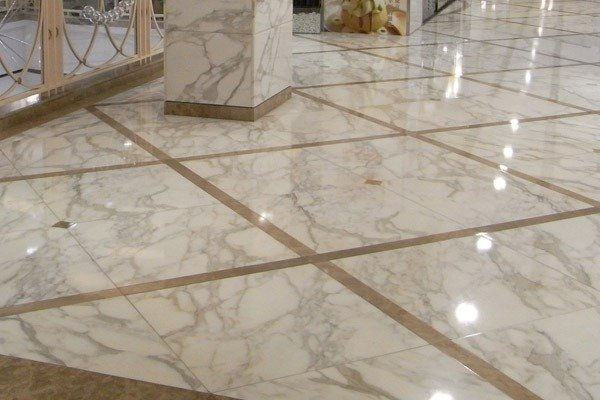 What are the Best  Indian marble flooring designs and types?