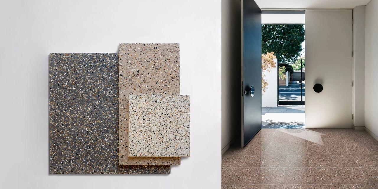 Marble, Sandstone,and Terrazzo Flooring