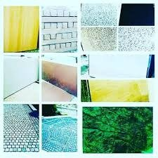 What are a new technology of marble, granite, and stone proceed and finishes and how can we use it for home decoration?