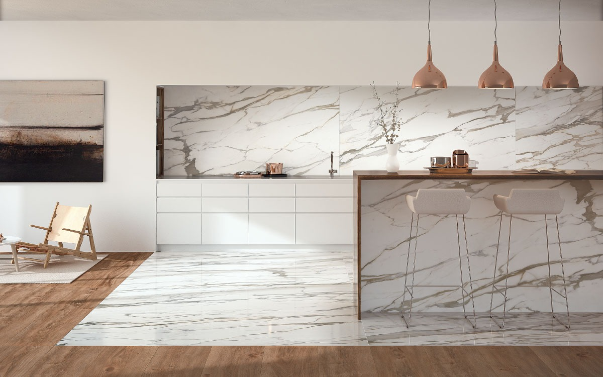Indian Marble, Italian Marble, and Granite