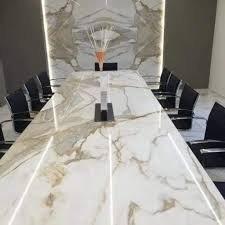 Statuario Marble, Carrara Marble, and Calacatta Marble