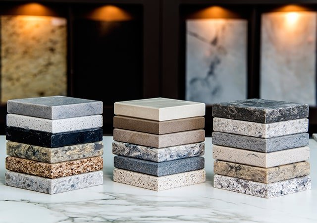 NATURAL MARBLE V/S COMPOSITE MARBLE AND QUARTZ