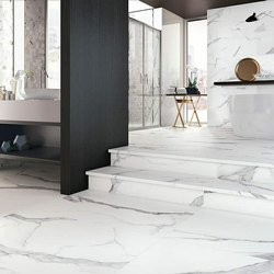 THE INFINITY LUXURIOUS IMPORTED WHITE MARBLE