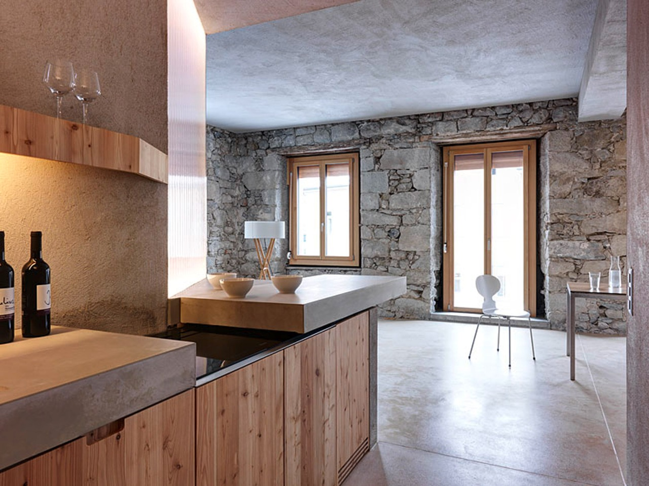 THE INFINITY LUXURIOUS NATURAL STONE