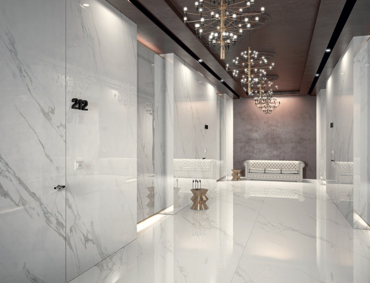 NATURAL, GENUINE, PRECIOUS, FAMOUS, FLAWLESS, FAVOURITE, BRING HOME, VILLA HOTEL AND PROJECT THE INFINITY CURATED STATUARIO, CALACATTA AND CARRARA WHITE MARBLE