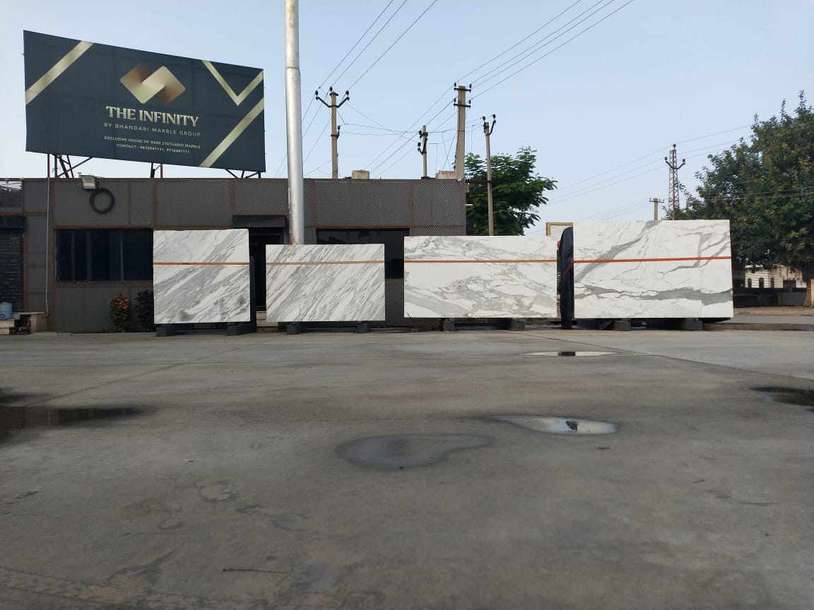 THE INFINITY LUXURIOUS IMPORTED MARBLE