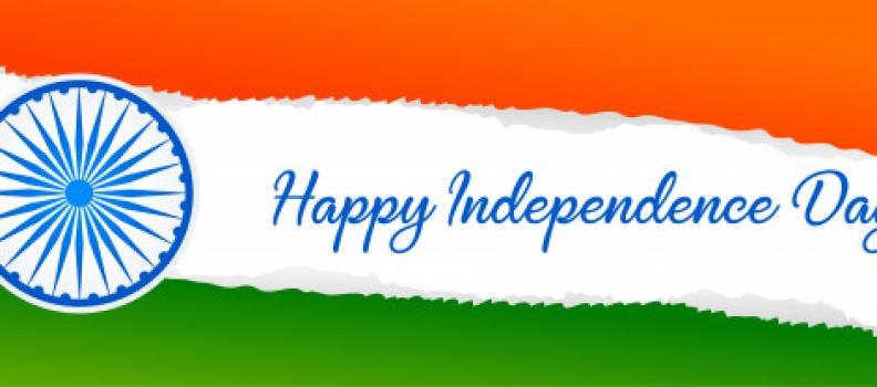 Celebrating Free Spirit Of India