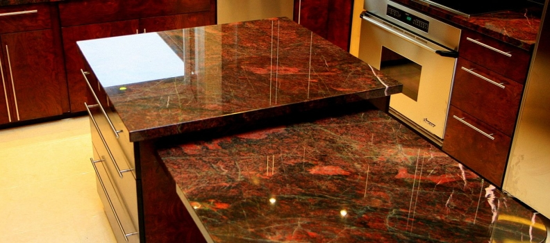 FEATURES AND SPECIFICATIONS OF RED GRANITES