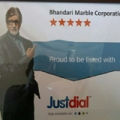 5 star ranking from We Receive 5 star ranking from jusdial