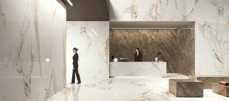 2020 Natural stone slabs and tiles DESIGN TRENDS