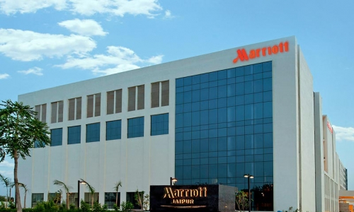 Marriott Hotel Jaipur